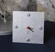 Часы с винтиками мастер-класс